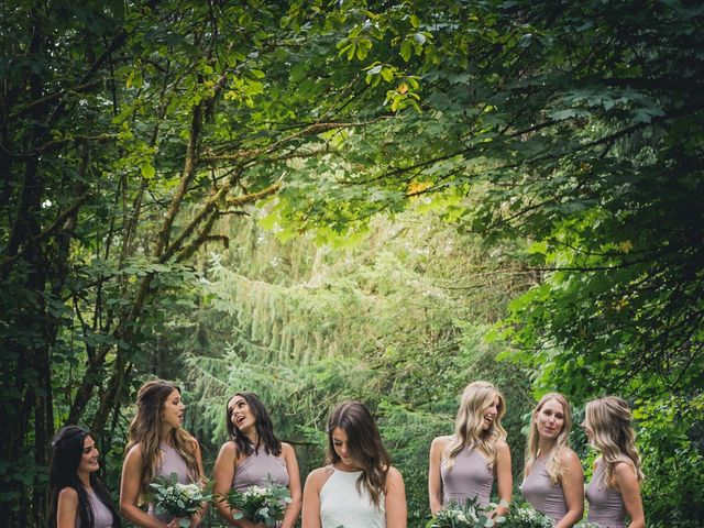 Miranda and Josh's wedding in Fort Langley, British Columbia 8