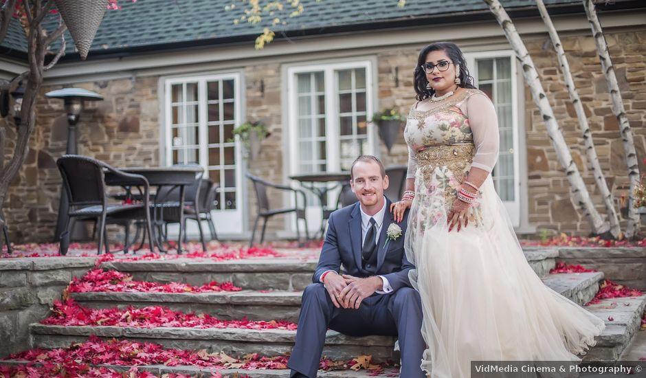 Rob And Tanvi's Wedding In Oakville, Ontario