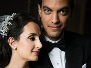 The wedding of Sanaz and Wael