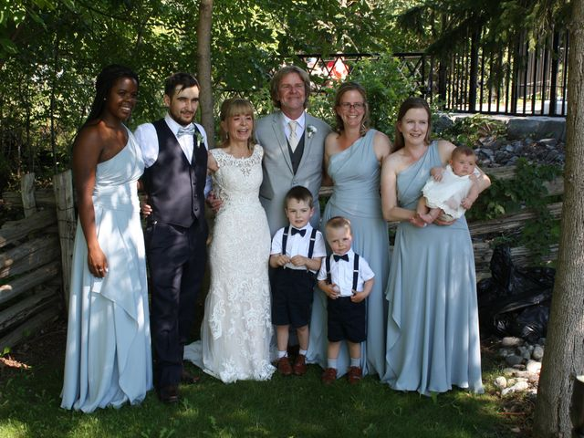 The wedding of Erin and Dan