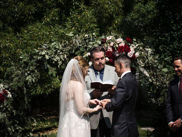 Brad and Amanda's wedding in Spruce Grove, Alberta 2
