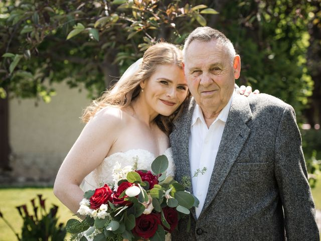 Brad and Amanda's wedding in Spruce Grove, Alberta 3