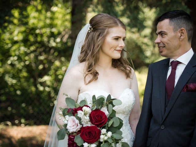 Brad and Amanda's wedding in Spruce Grove, Alberta 6