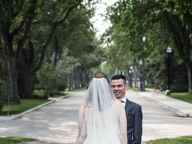 Brad and Amanda's wedding in Spruce Grove, Alberta 8