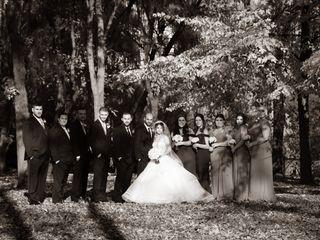 The wedding of Melinda and Anthony 1