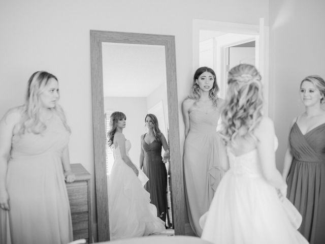 Zach and Taylor's wedding in Edmonton, Alberta 13