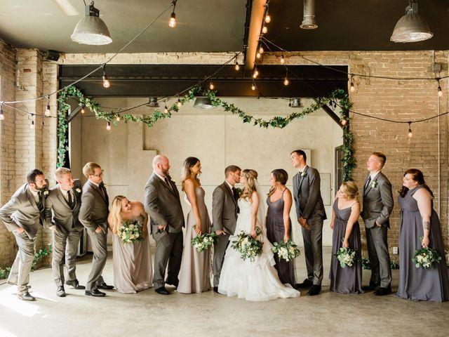 Zach and Taylor's wedding in Edmonton, Alberta 28