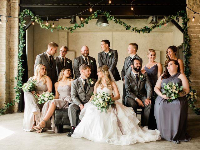 Zach and Taylor's wedding in Edmonton, Alberta 29