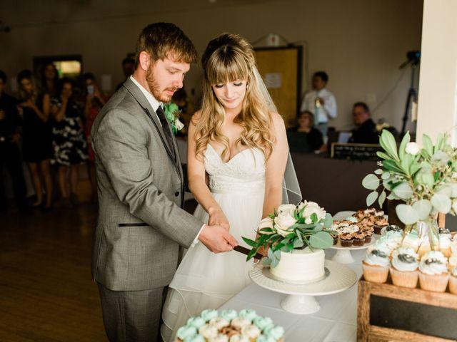 Zach and Taylor's wedding in Edmonton, Alberta 80