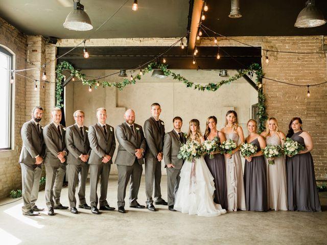 Zach and Taylor's wedding in Edmonton, Alberta 27