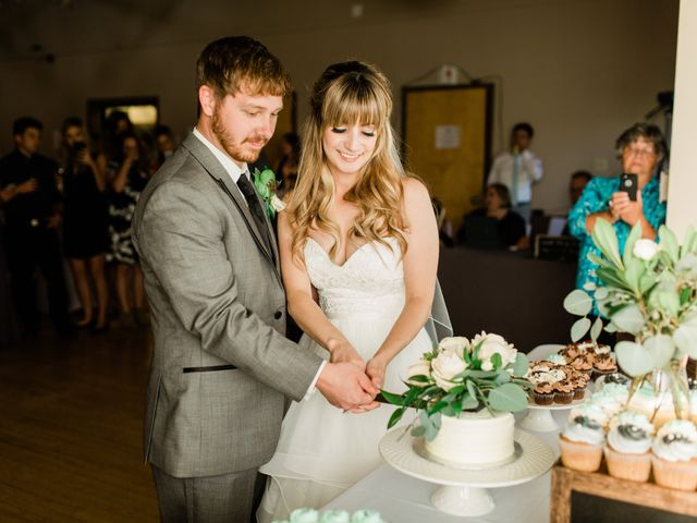 Zach and Taylor's wedding in Edmonton, Alberta 86
