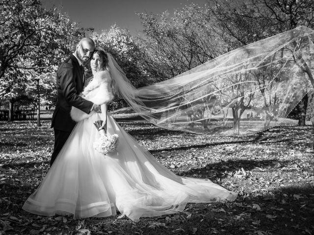 The wedding of Melinda and Anthony