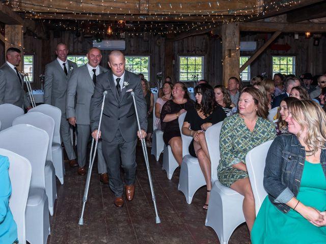 Frankie and Tamara's wedding in Wolfville, Nova Scotia 50