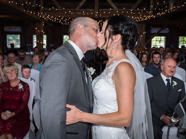 Frankie and Tamara's wedding in Wolfville, Nova Scotia 1