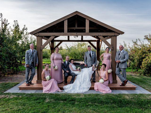 Frankie and Tamara's wedding in Wolfville, Nova Scotia 91
