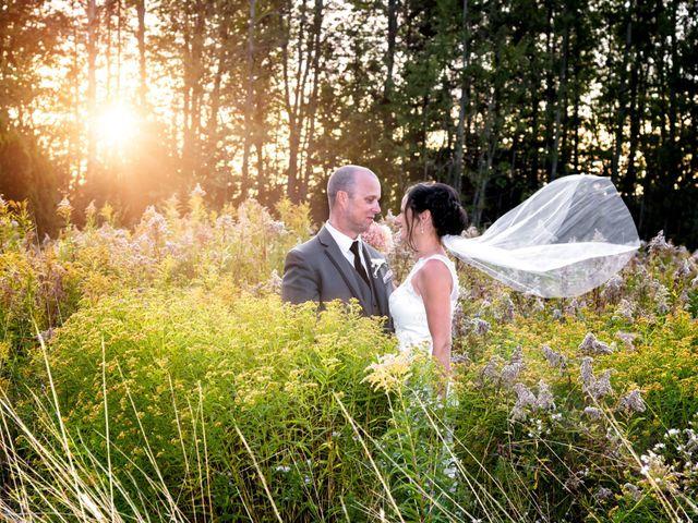 Frankie and Tamara's wedding in Wolfville, Nova Scotia 2