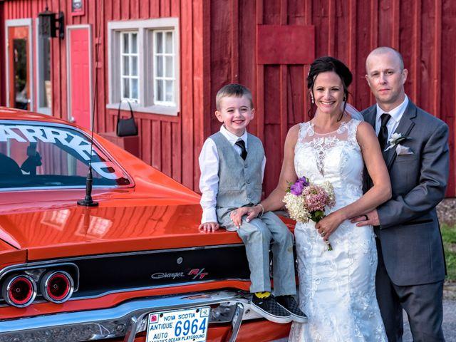 Frankie and Tamara's wedding in Wolfville, Nova Scotia 96