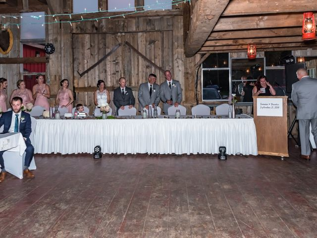 Frankie and Tamara's wedding in Wolfville, Nova Scotia 99