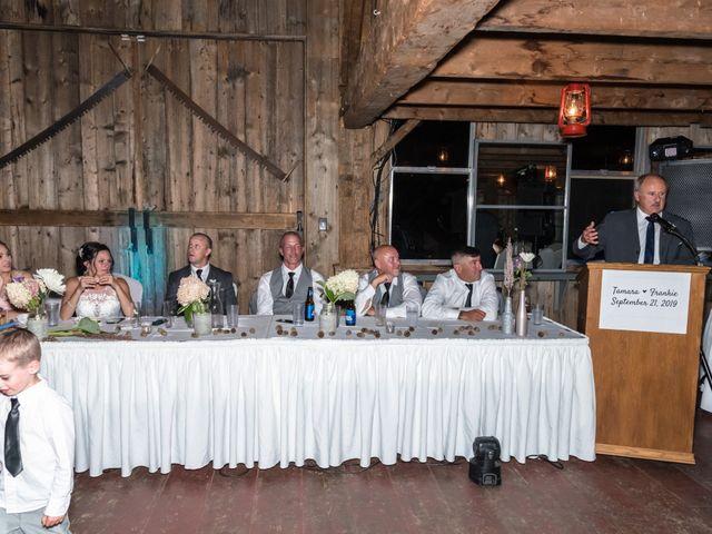 Frankie and Tamara's wedding in Wolfville, Nova Scotia 114
