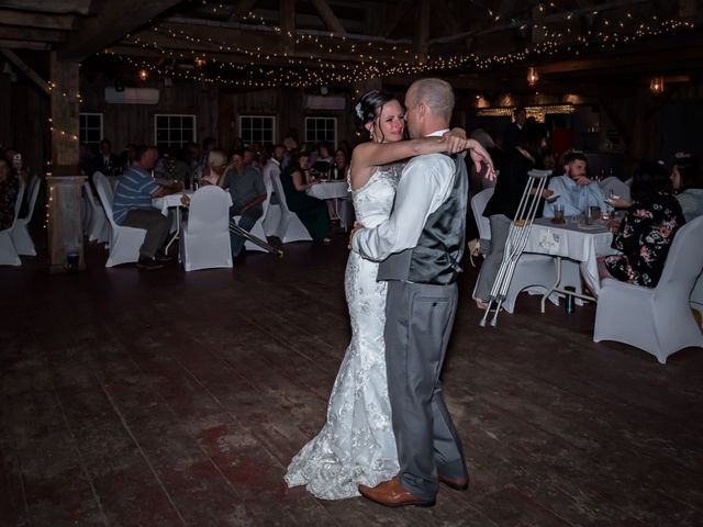 Frankie and Tamara's wedding in Wolfville, Nova Scotia 125