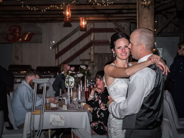 Frankie and Tamara's wedding in Wolfville, Nova Scotia 127