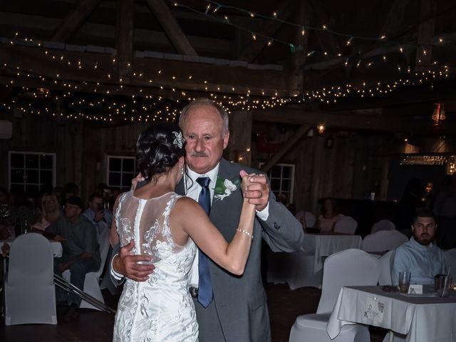 Frankie and Tamara's wedding in Wolfville, Nova Scotia 136