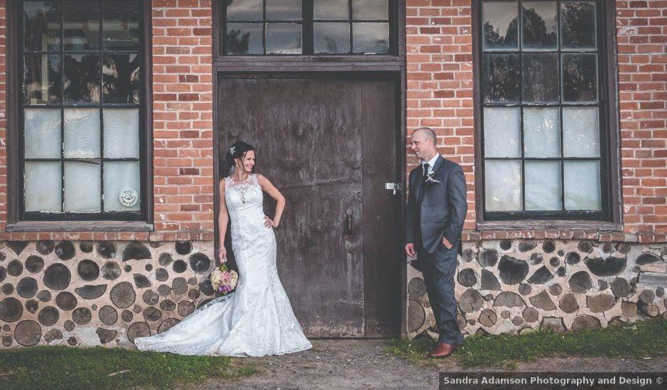 Frankie and Tamara's wedding in Wolfville, Nova Scotia