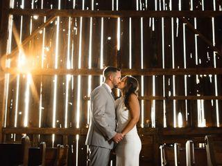 The wedding of Shawna and Ryan