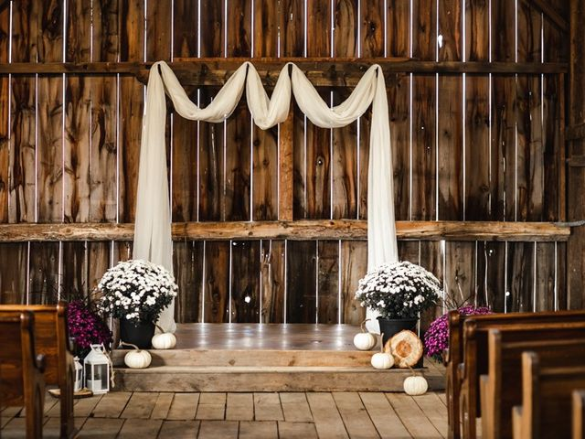 Ryan and Shawna's wedding in Newmarket, Ontario 8