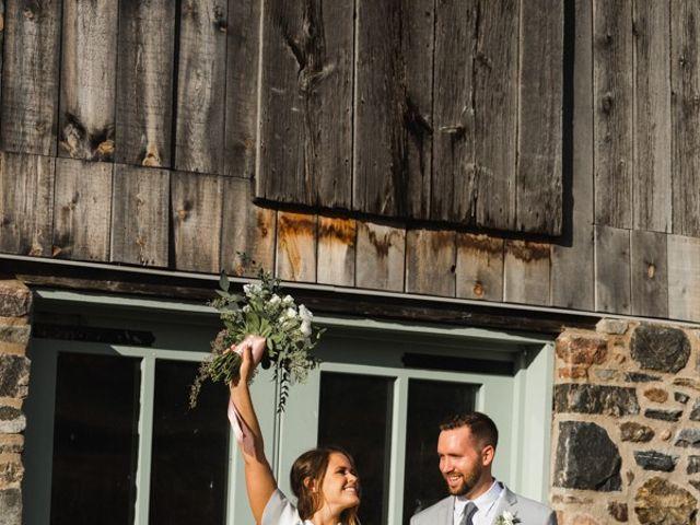 Ryan and Shawna's wedding in Newmarket, Ontario 2