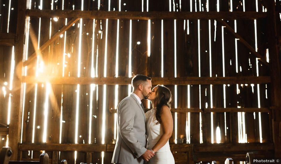 Ryan and Shawna's wedding in Newmarket, Ontario