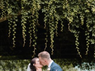 The wedding of Kaelin and Kevin 1