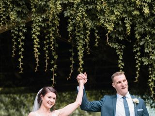 The wedding of Kaelin and Kevin 2