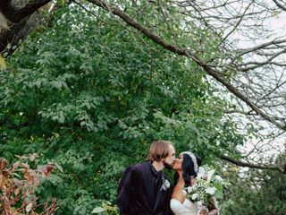 The wedding of Danielle and Jordan