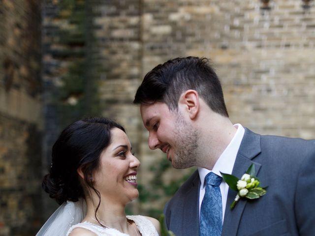 The wedding of Allison and Tyler
