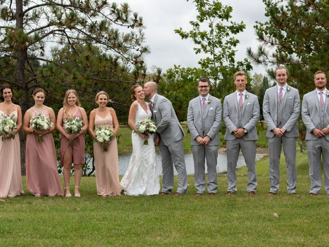 Tyler and Ashley's wedding in Dorchester, Ontario 8
