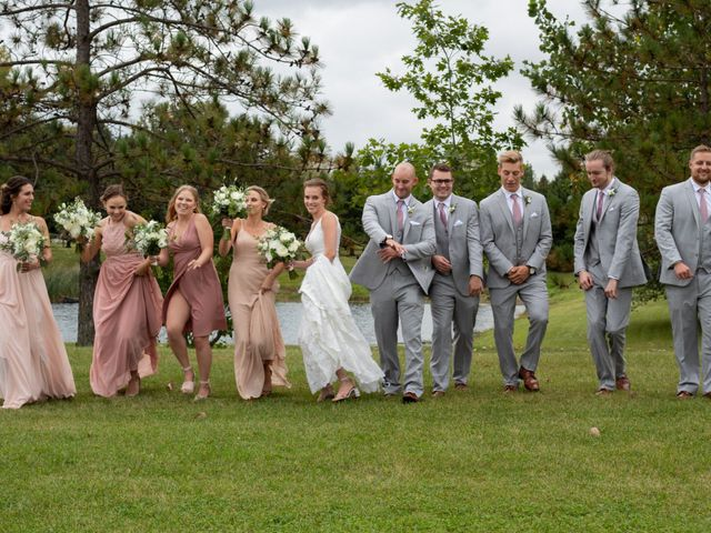 Tyler and Ashley's wedding in Dorchester, Ontario 2