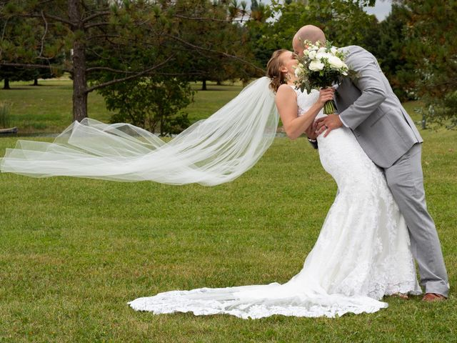 Tyler and Ashley's wedding in Dorchester, Ontario 10