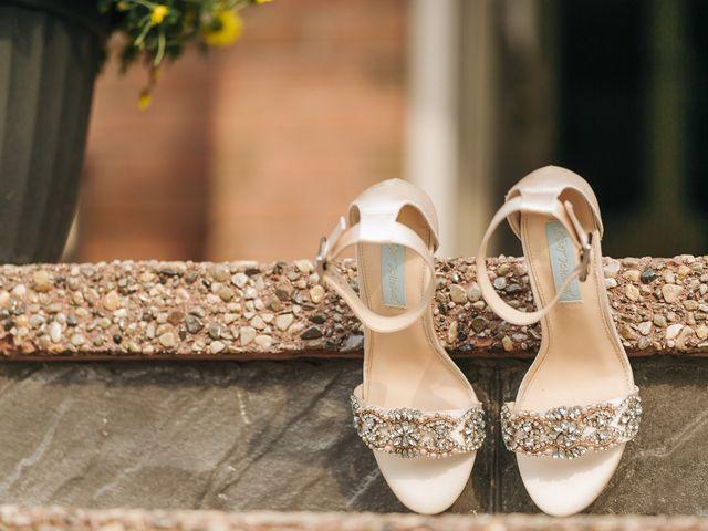 Jordan and Danielle's wedding in Ajax, Ontario 6