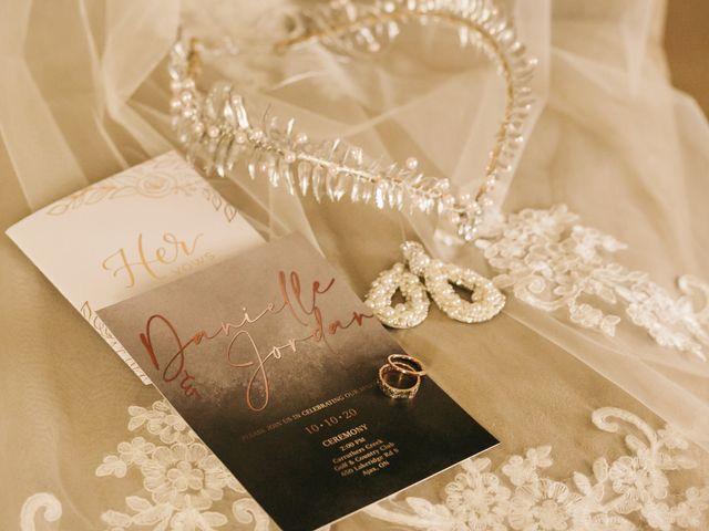 Jordan and Danielle's wedding in Ajax, Ontario 12