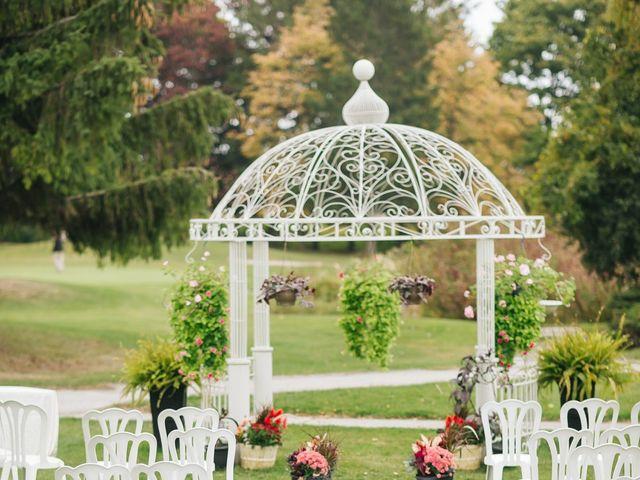 Jordan and Danielle's wedding in Ajax, Ontario 17