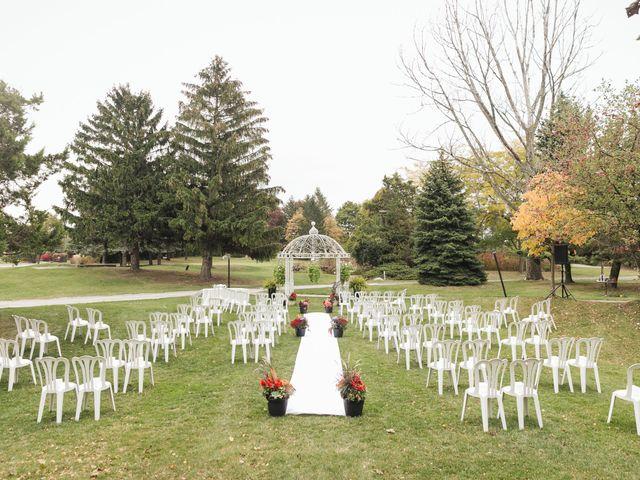 Jordan and Danielle's wedding in Ajax, Ontario 20