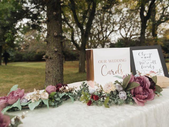 Jordan and Danielle's wedding in Ajax, Ontario 25
