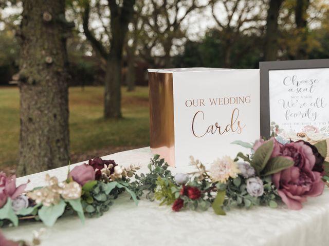 Jordan and Danielle's wedding in Ajax, Ontario 26