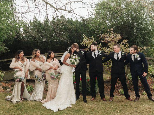 Jordan and Danielle's wedding in Ajax, Ontario 27