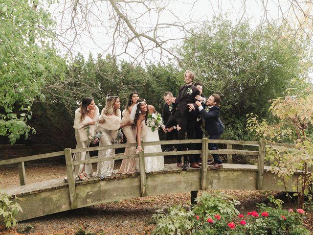 Jordan and Danielle's wedding in Ajax, Ontario 30