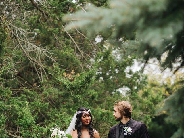 Jordan and Danielle's wedding in Ajax, Ontario 31