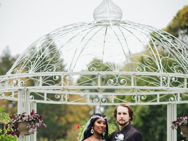 Jordan and Danielle's wedding in Ajax, Ontario 32