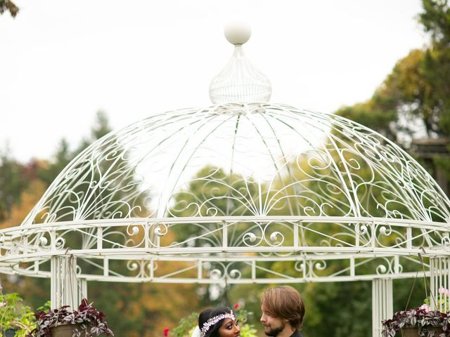 Jordan and Danielle's wedding in Ajax, Ontario 33