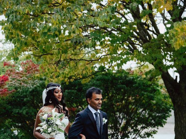 Jordan and Danielle's wedding in Ajax, Ontario 49